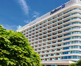 Hotel RADISSON BLU RESORT  © Idea Spa Travel